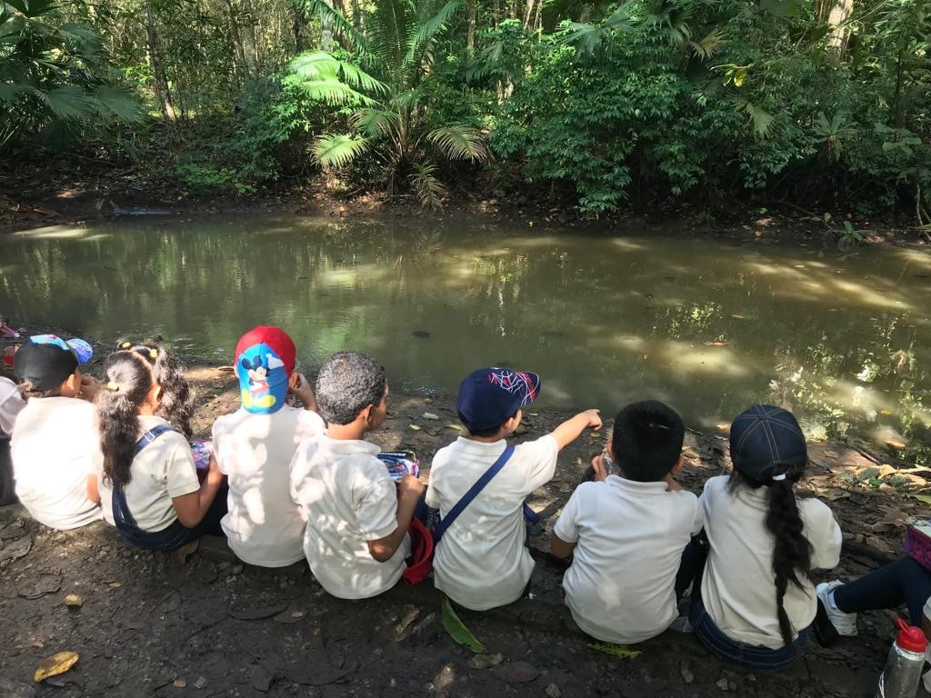 Panama Junior Naturalists