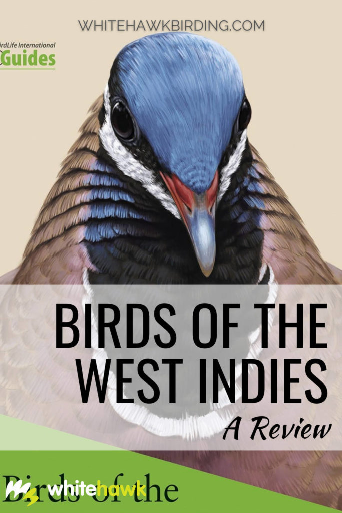 Birds of the West Indies: A Review - Whitehawk Birding: A comprehensive review of the new field guide to birds of the West Indies.
