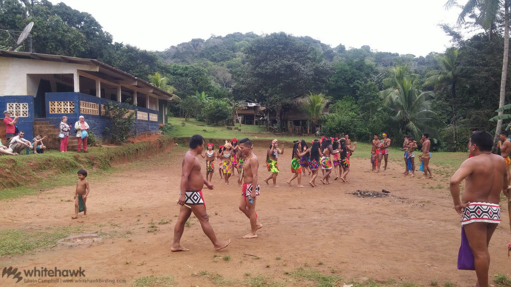 Embera people of Darien - Panama