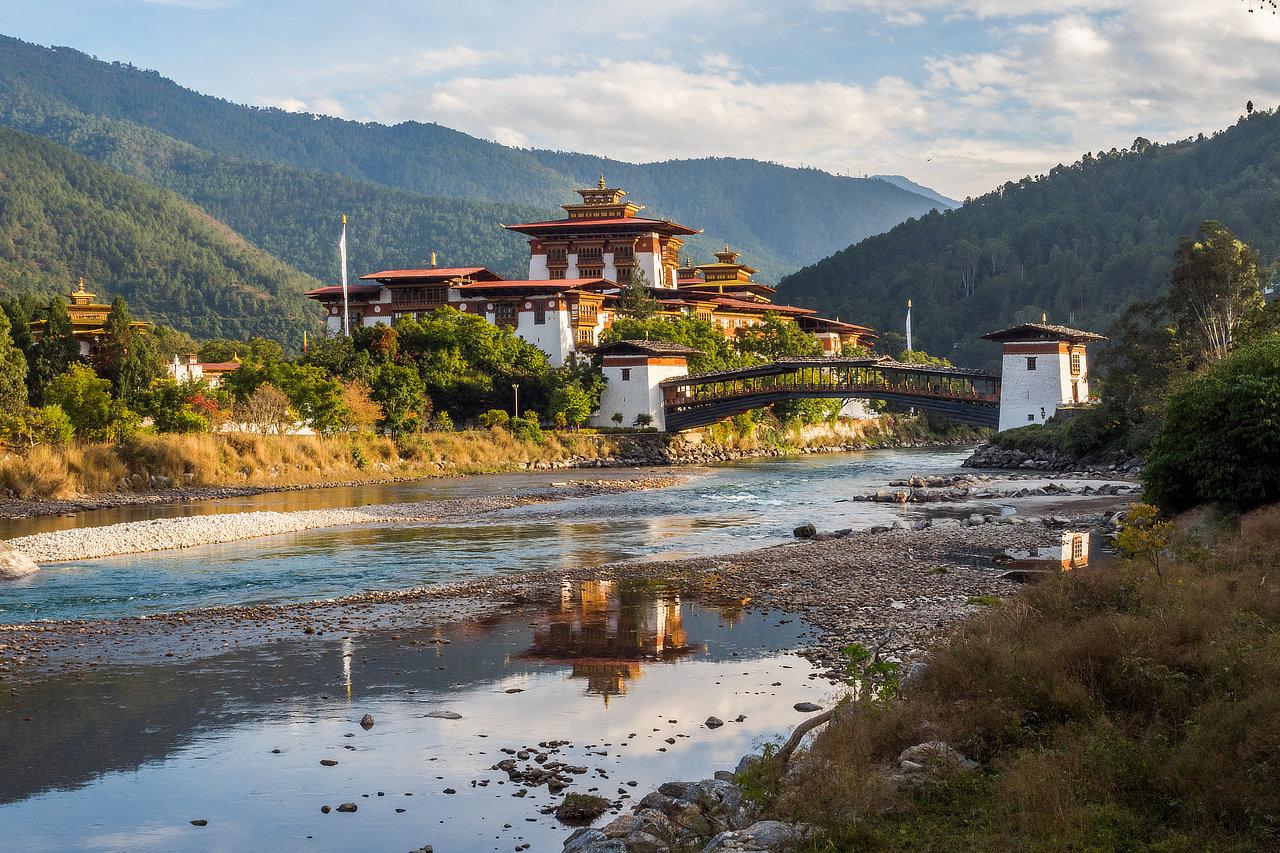 Punakha Zhong Bhutan Whitehawk Birding